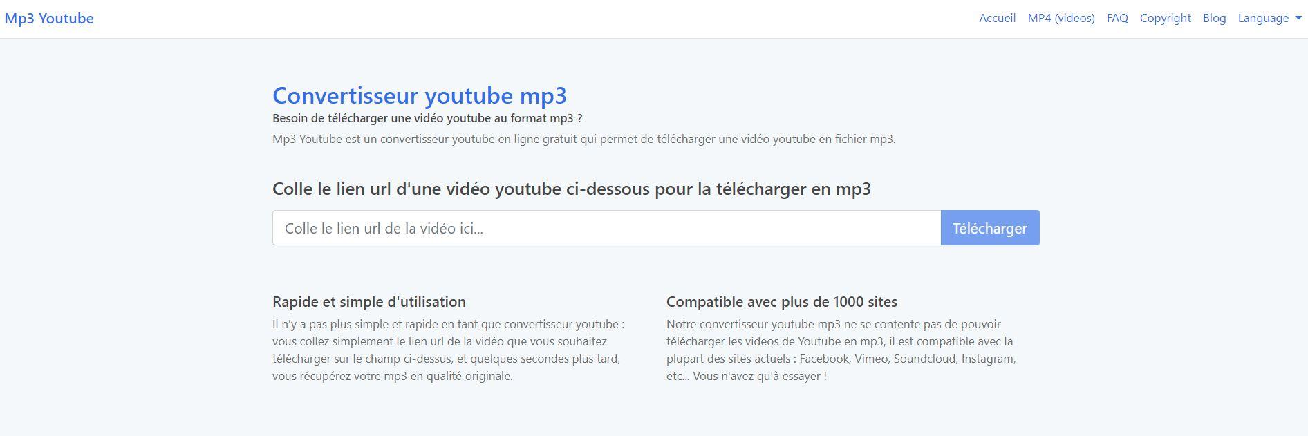 Mp3-YouTube