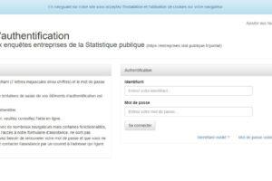 entreprises.stat-publique.fr : comment se connecter au questionnaire ?