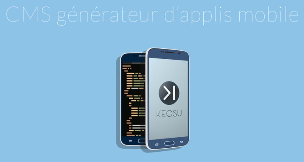 Keosu : le wordpress de l'appli mobile