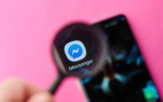Comment créer un groupe sur Messenger en 2 secondes ?