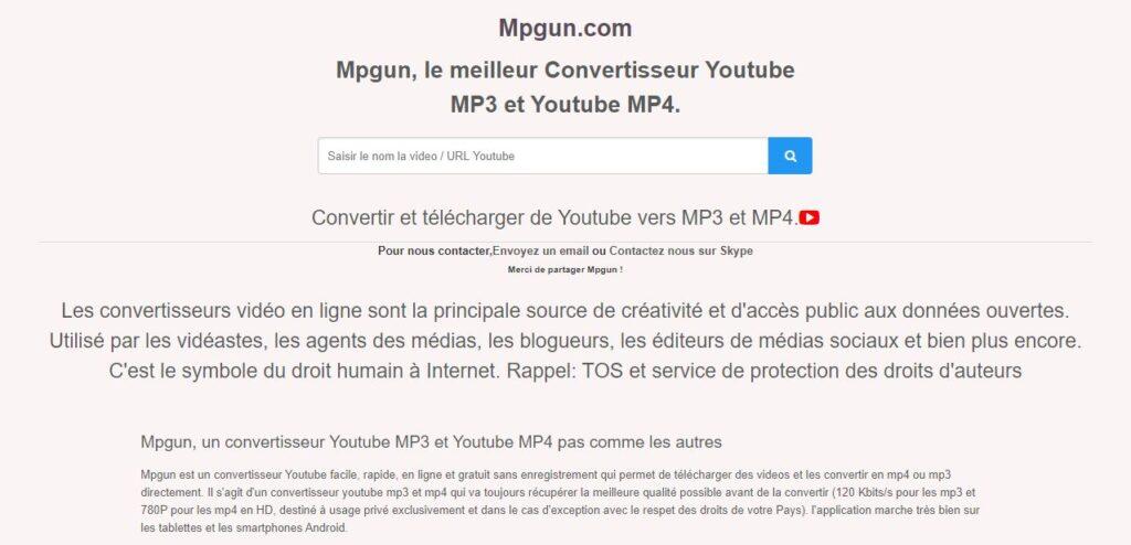 mpgun