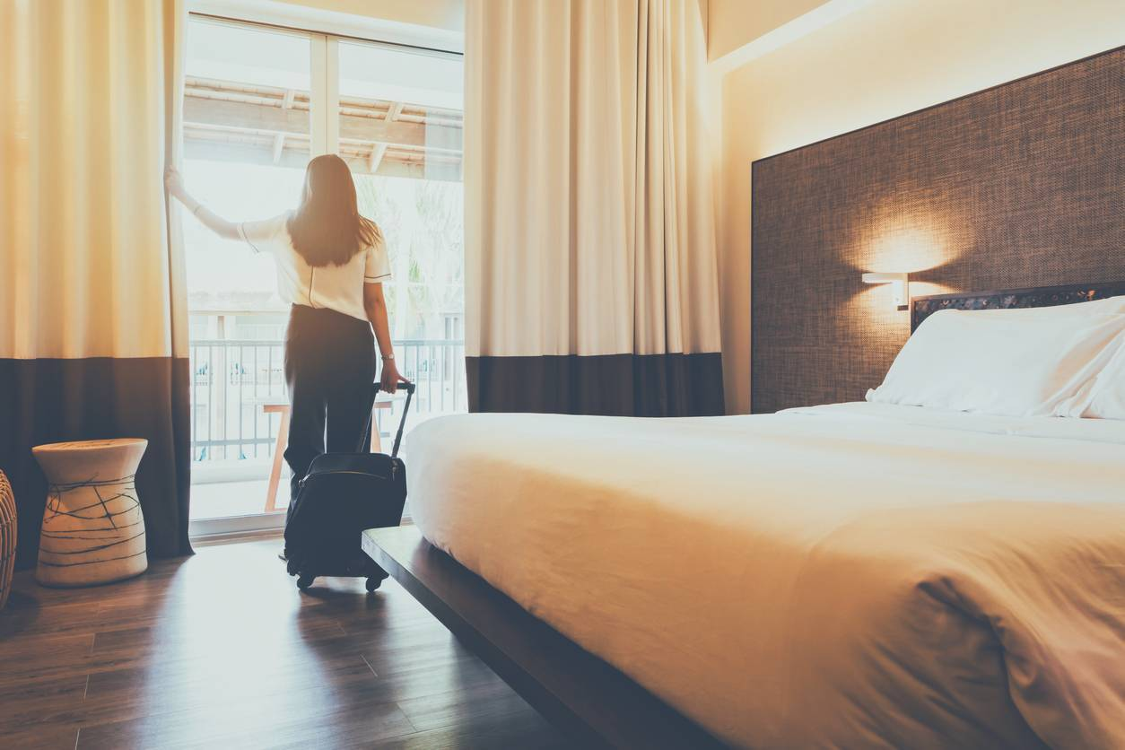 chambre hôtel hôtellerie