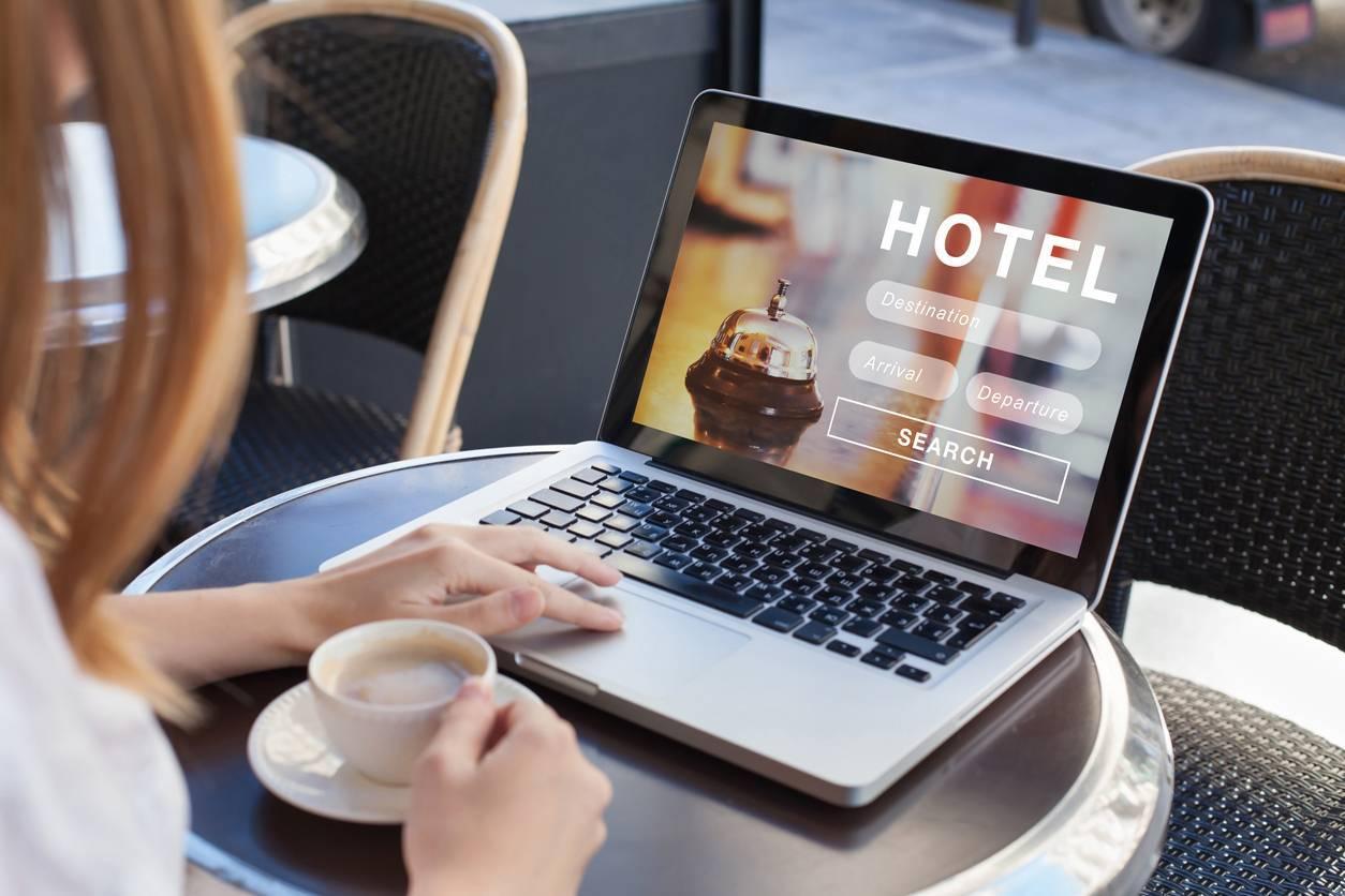 réservation hôtel par internet